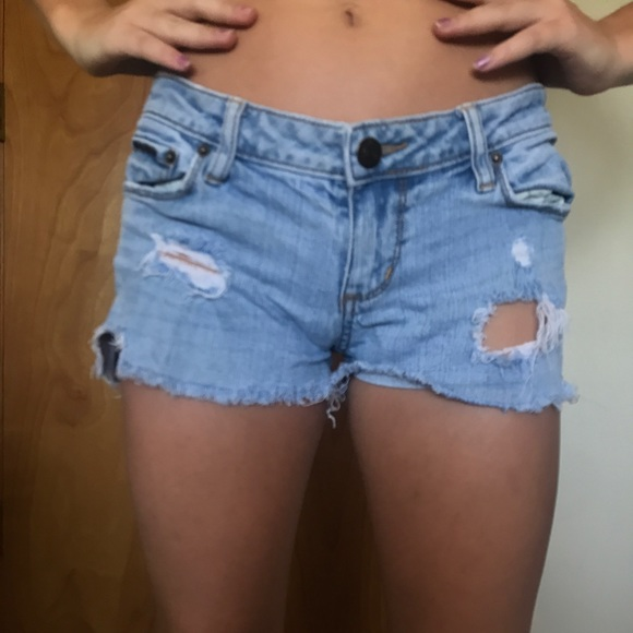 PacSun Pants - Huntington Jean this off Shorts size 7